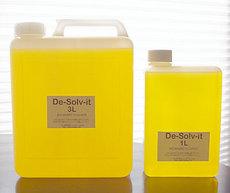 ディゾルビット de-solv-it